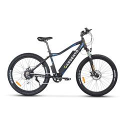 Bicicletta TekkDrone - Argento Bike Performance Ruote 27,5'' Motore 250W Argento-Blu