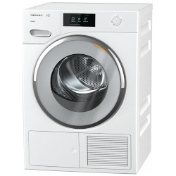 Asciugatrice Miele - TWV680 WP Passion Classe A+++ 9 Kg Prof 64.3 cm Pompa di calore