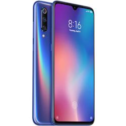 Smartphone Xiaomi - Mi 9 Ocean Blue 128 GB Dual Sim Fotocamera 48 MP