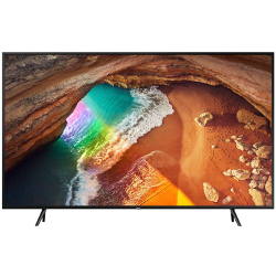 "TV QLED Samsung - QE65Q60RAT 65 "" 4K UHD (2160p) Smart Flat"