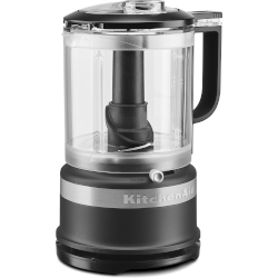 Robot da cucina 5KFC0516EBM 240 W 1.19 Litri Nero opaco
