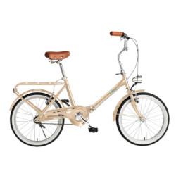 Bicicletta BEBIKE - La Mia ruote 20'' Color Crema
