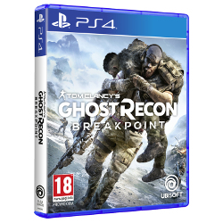 Videogioco Ubisoft - Ghost Recon Breakpoint PS4