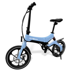 "Bicicletta BIT BIKE - MGO/BS ruote 16"" Blue Serenity"
