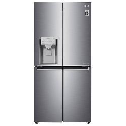 Frigorifero LG - Gml844pzkz - frigorifero/congelatore - lato-lato gml844pzkz.apzqeur