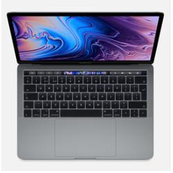 Notebook Apple - MacBook Pro 13,3'' con Touchbar Core i5 RAM 8GB SSD 512GB Space Gray