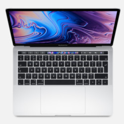 Notebook Apple - MacBook Pro con Touch Bar 13,3'' Core i5 RAM 8GB SSD 512GB Silver