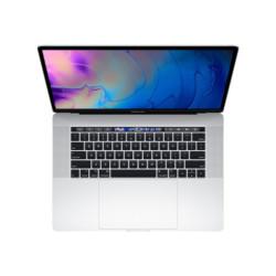 "Notebook Apple - MacBook Pro con Touch Bar 15.4"" Core i7 RAM 16 GB SSD 256 GB Silver"