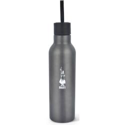 Bottiglia termica Bialetti - Dark Grey Acciaio inossidabile 750 ml
