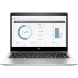 "Notebook HP - EliteBook 830 G6 13.3"" Core i7 RAM 16 GB  SSD 512 GB 6XD23EA"