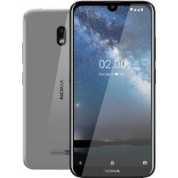 Smartphone Nokia - 2.2 Steel 16 GB Single Sim Fotocamera 13 MP