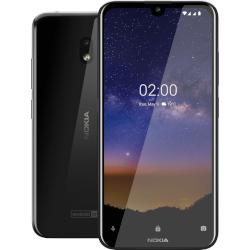 Smartphone Nokia - 2.2 Tungsten Black 16 GB Single Sim Fotocamera 13 MP