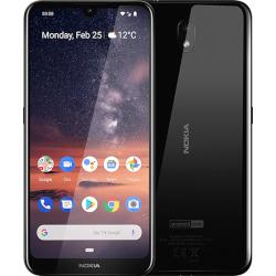 Smartphone Nokia - 3.2 Nero 32 GB Single Sim Fotocamera 13 MP