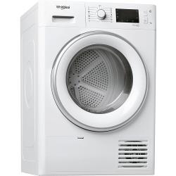 Asciugatrice Whirlpool - FreschCare+ FT M22 9X2S EU Classe A++ 9 Kg Profondità 64.9 cm Pompa di calore