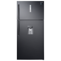 Frigorifero Samsung - RT62K7515BS Doppia porta Classe A++ 83.6 cm No frost Nero