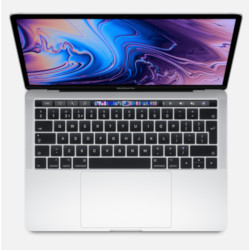 Notebook Apple - MACBOOK PRO 13'' Touch Bar Core i5 RAM 8GB SSD 256GB Silver MUHR2T/A