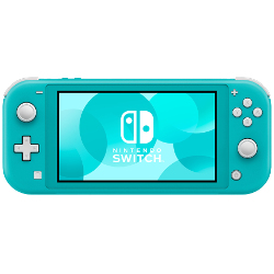 Console Switch Lite console da gioco portatile Turchese Touch screen 32 GB Wi Fi