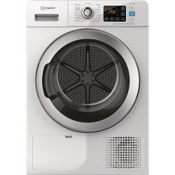 Asciugatrice Indesit - YT M11 92S RX IT Push&Go Classe A++ 9 Kg Profondità 64.9 cm Pompa di calore