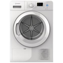 Asciugatrice Indesit - YTM1183KRXEU Push&Go Classe A+++ 8 Kg Profondità 64.9 cm Pompa di calore