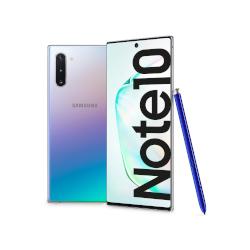 Smartphone Samsung - Galaxy Note10 Aura Glow 256 GB Dual Sim Fotocamera 16 MP