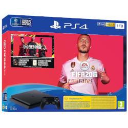 Console Sony - PS4 1TB + FIFA 20 Nero 1000 GB Wi-Fi
