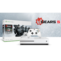 Console Microsoft - Bundle Xbox One S Gears 5 (1 TB)