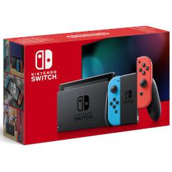 Nintendo Switch Nero, Blu, Rosso