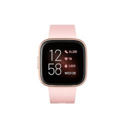 Smartwatch Fitbit - Versa 2 Rame Rosa Taglia Unica (S e L Inclusi)