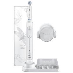 Spazzolino elettrico Braun - Oral-B Genius Dragonfly White Ricaricabile 6 Modalità spazzolamento