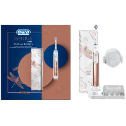 Spazzolino elettrico Braun - Genius Dragonfly Gold Ricaricabile 6 Modalità spazzolamento