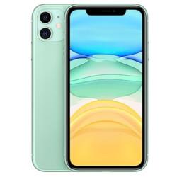 Smartphone Apple - iPhone 11 Verde 64 GB Dual Sim Fotocamera 12 MP