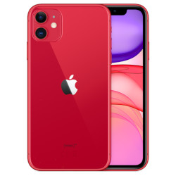 Smartphone Apple - iPhone 11 (Product) Red 128 GB Dual Sim Fotocamera 12 MP