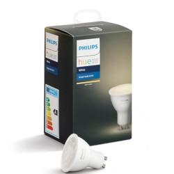 Lampadina LED Philips - HUE GU10 5,5W Confezione da 1