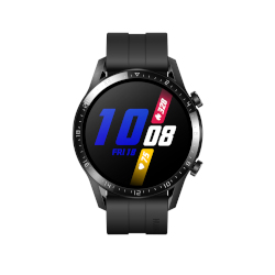 Smartwatch Huawei - Watch GT 2 Matte Black 46 mm GPS (satellitare)