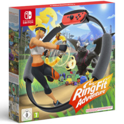 Videogioco Ring Fit Adventure Nintendo Switch