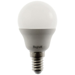 Lampadine LED BEGHELLI - LiteLED.6. 58019BL sfera 7W E14