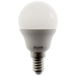 Lampadine LED BEGHELLI - LiteLED.6 58016BL sfera 7W E14