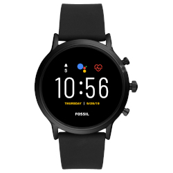 Smartwatch FOSSIL - Gen 5 The Carlyle HR The Carlyle HR Nero