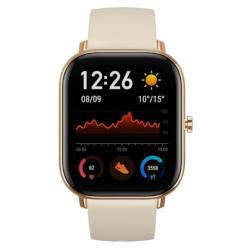 Smartwatch Amazfit - GTS 42mm Oro con cinturino in silicone Rosa