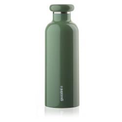 Bottiglia termica GUZZINI - 500cc Verde Acciaio inossidabile