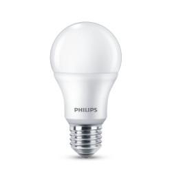 Lampadina LED Philips - A60 E27 9W 806LM Bianco Caldo