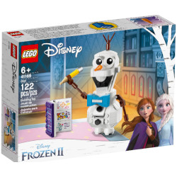 Frozen 2 olaf set costruzioni 41169
