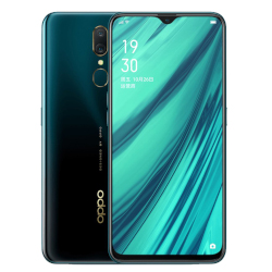 Smartphone OPPO - A9 2020 Marine Green 128 GB Dual Sim Fotocamera 48 MP