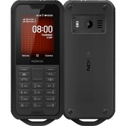 Smartphone Nokia - 800 Tough Nero 4 GB Dual Sim Fotocamera 2 MP