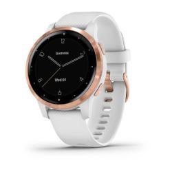 Smartwatch Garmin - vívoactive 4s White Rose Gold