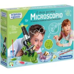 Scienza e Gioco Il mio Primo Microscopio