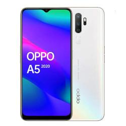 Smartphone OPPO - A5 2020 Dazzling White 64 GB Dual Sim Fotocamera 12 MP