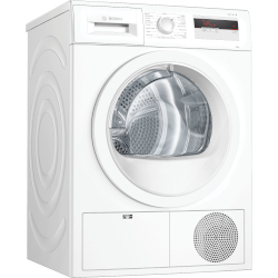 Asciugatrice Bosch - WTH8300UIT Serie 4 Classe A+ 8 Kg Prof. 59.9 cm Pompa di calore