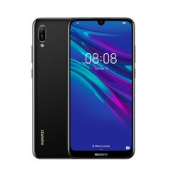 Smartphone Huawei - Y6 2019 Black 32 GB Dual Sim Fotocamera 13 MP