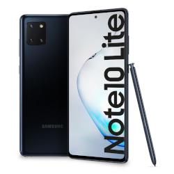 Smartphone Galaxy Note10 Lite Aura Black 128 GB Dual Sim Fotocamera 12 MP